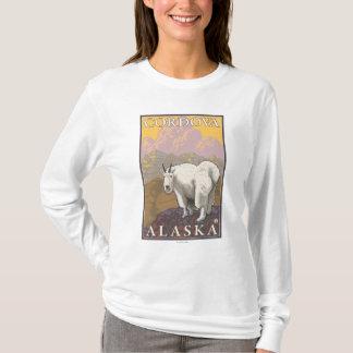 Gebirgsziege - Cordova, Alaska T-Shirt