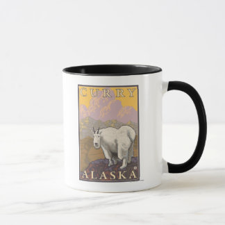 Gebirgsziege - Curry, Alaska Tasse
