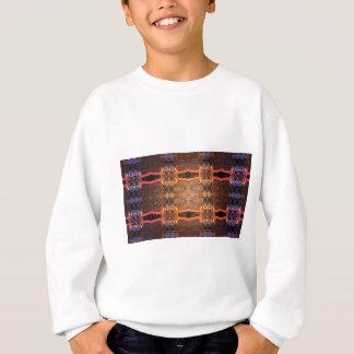 Geblasenes Glas Sweatshirt