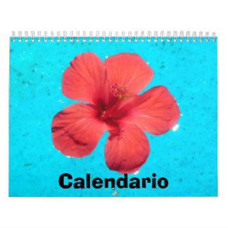 Geblühter Kalender