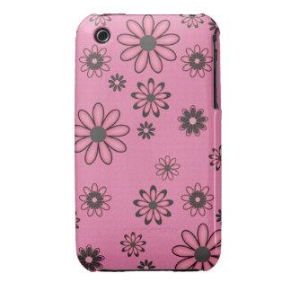 Geblühter Telefon-Kasten durch Casemate iPhone 3 Case-Mate Hülle