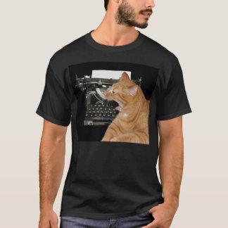 Gebohrter Verfasser-T - Shirt