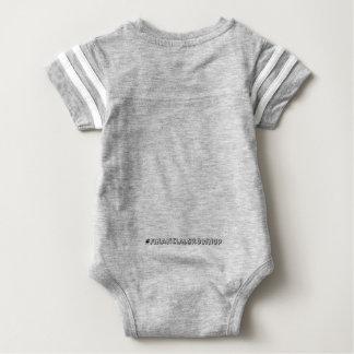 geboren, Baby-Shirt der Schulden zu sein freies Baby Strampler