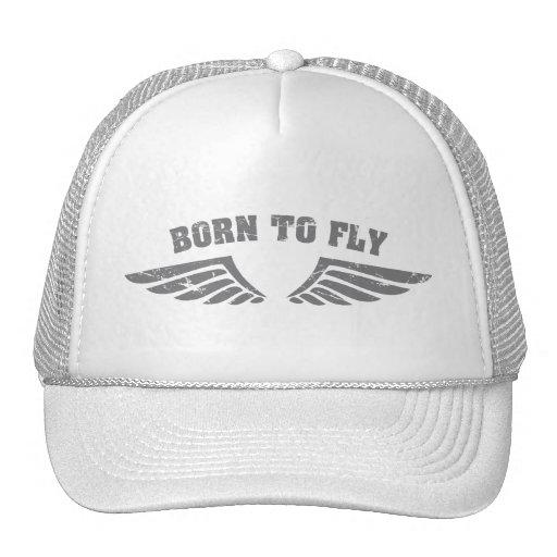 Geboren, Flügel zu fliegen Kult Mützen