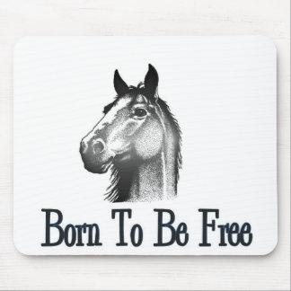 Geboren, frei zu sein mousepads