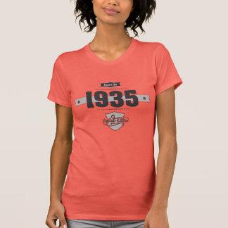Geboren im Jahre 1935 (Dark&Lightgrey) T-Shirt