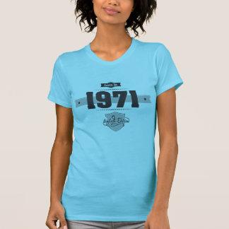 Geboren im Jahre 1971 (Dark&Lightgrey) T-Shirt