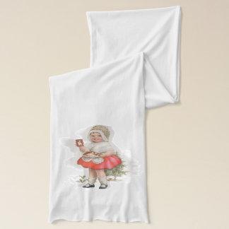 Geboren, Mädchen zu backen Schal