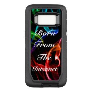 Geboren vom Internet OtterBox Defender Samsung Galaxy S8 Hülle