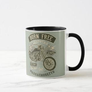 Geborene freie Chopper ließen uns Harley Radfahrer Tasse