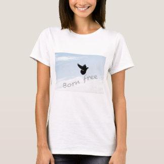 Geborenes freies T-Shirt