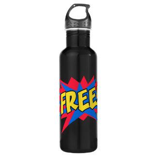 Geborenes FREIES Trinkflasche