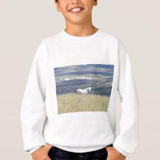 Geborenes freies wildes Mustang-Pferd Sweatshirt