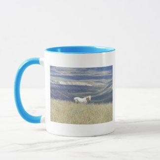 Geborenes freies wildes Mustang-Pferd Tasse