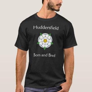 Geborenes Huddersfield u. züchtete T-Shirt