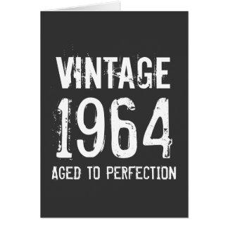 geborenes im jahre 1964 gealtert zur. Black Bedroom Furniture Sets. Home Design Ideas