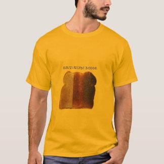 Gebrannte Toast-Tage Samstag Sonntag Montag T-Shirt