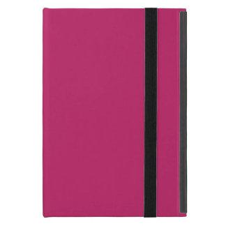 Gebrannter rosa iPad Minifall ohne Kickstand iPad Mini Hülle