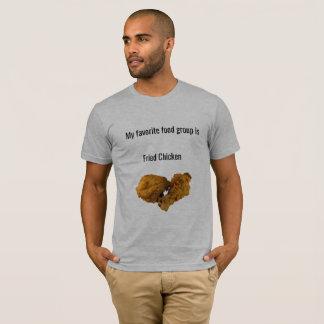 Gebratenes Huhn T-Shirt