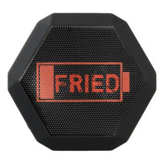 Gebratenes Konzept Schwarze Bluetooth Lautsprecher