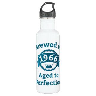 Gebraut im Jahre 1966 gealtert zur Perfektion Trinkflasche