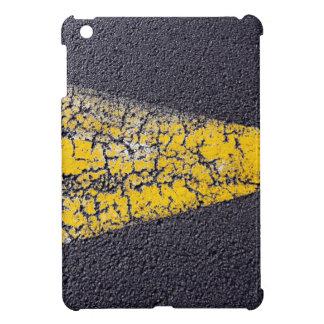 Gebrochene Straße iPad Mini Hülle