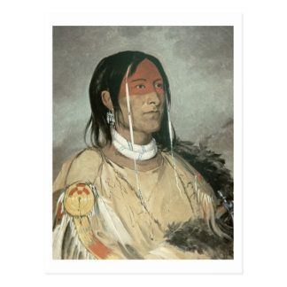 Gebrochener Arm, 1831 (Öl auf Leinwand) Postkarte