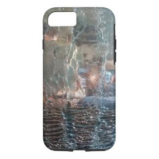 Gebrochener Glasiphone 7 Fall iPhone 8/7 Hülle