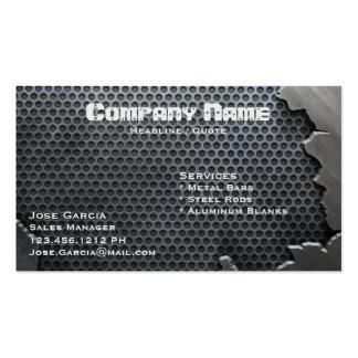 Aluminium visitenkarten zazzle - Metall visitenkarten ...