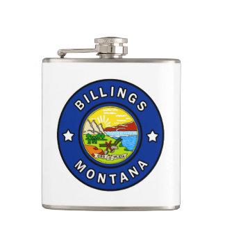 Gebührenzählungen Montana Flachmann