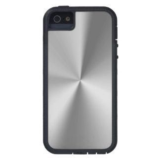 Gebürstetes Metall Schutzhülle Fürs iPhone 5