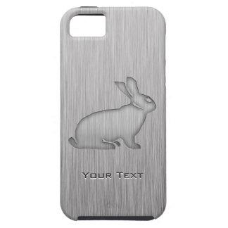 Gebürstetes Metallblick Häschen Hülle Fürs iPhone 5