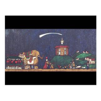 Geburt Christi 1 Postkarte