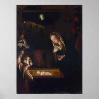 Geburt Christi Geburt Christi durch Geertgen tot Poster