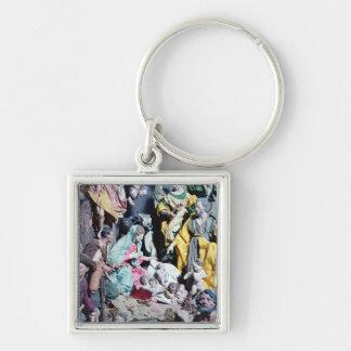Geburt Christi, gemacht in Neapel Schlüsselanhänger