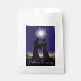 Geburt Christis-Feiertags-Segen Geschenktütchen