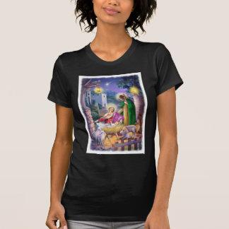 Geburt Christis-Weihnachten T-Shirt