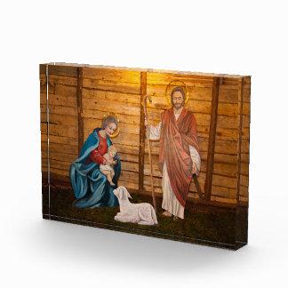 Geburt Christisszene Auszeichnung