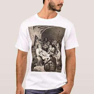 Geburt des Shirts Jesus-Kindes