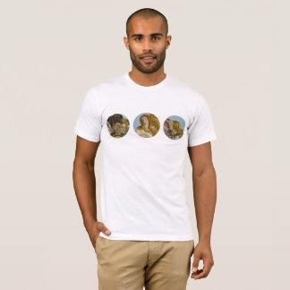 Geburt des T - Shirt Venus-Männer