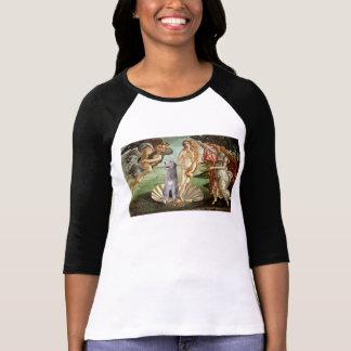 Geburt des Venus-Irischen Wolfhound #6 T-Shirt