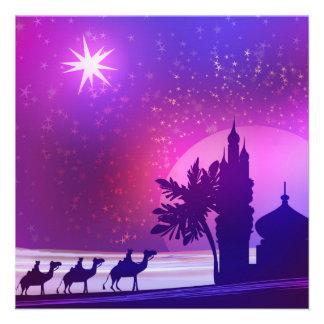 Geburt von Jesus-Einladung