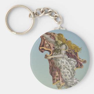 Geburt von Venus Keychain Schlüsselanhänger