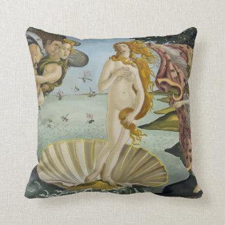 Geburt von Venus-Kissen Kissen
