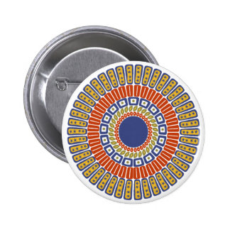 Gebürtig-Inspirierter Knopf Runder Button 5,7 Cm