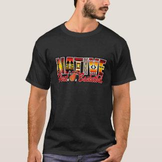 Gebürtige Hitze-T-Shirts T-Shirt