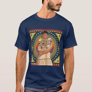 Gebürtige Schönheits-SüdWestern-T - Shirt