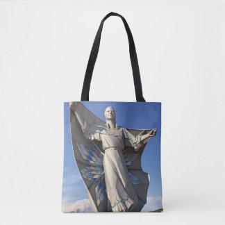 Gebürtiger Amerikaner-Frauen-Statue-Taschen-Tasche Tasche