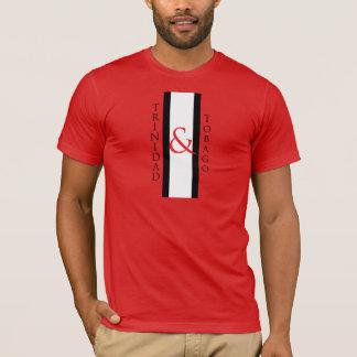 Gebürtiger Entwurf Trinidads u. Tobagos T-Shirt