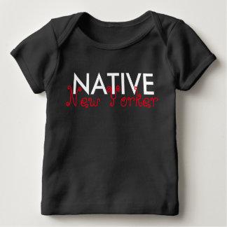 Gebürtiger New- Yorkerkleinkind-T - Shirt